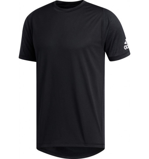 Camiseta Adidas Freelift Geo Negra