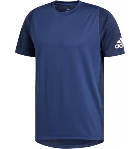 Camiseta Adidas FreeLift Geo Marino