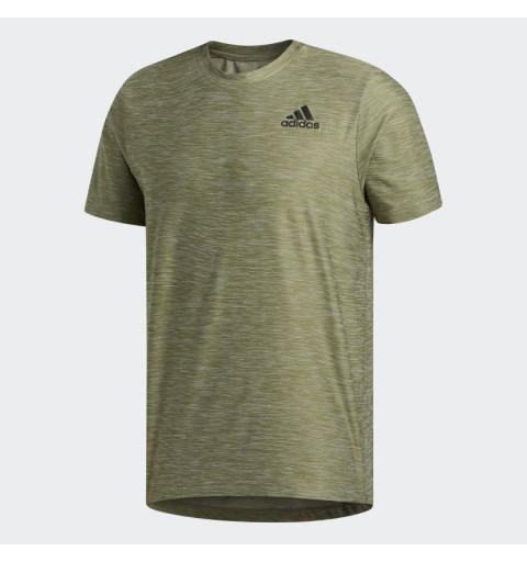 Camiseta Adidas All Set 2 Verde