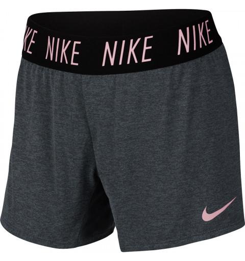 Short Nike Niña Training Gris