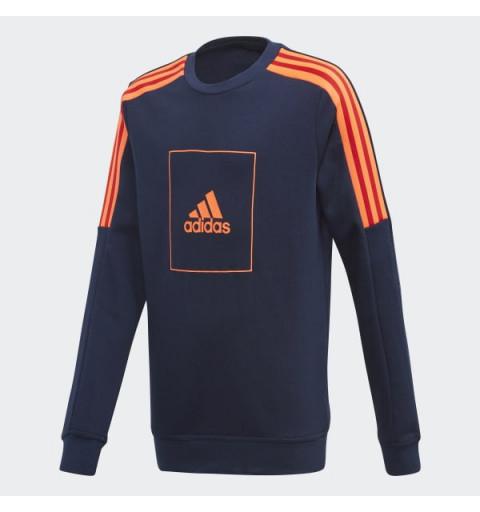 Sudadera Adidas Athletics Club Marino