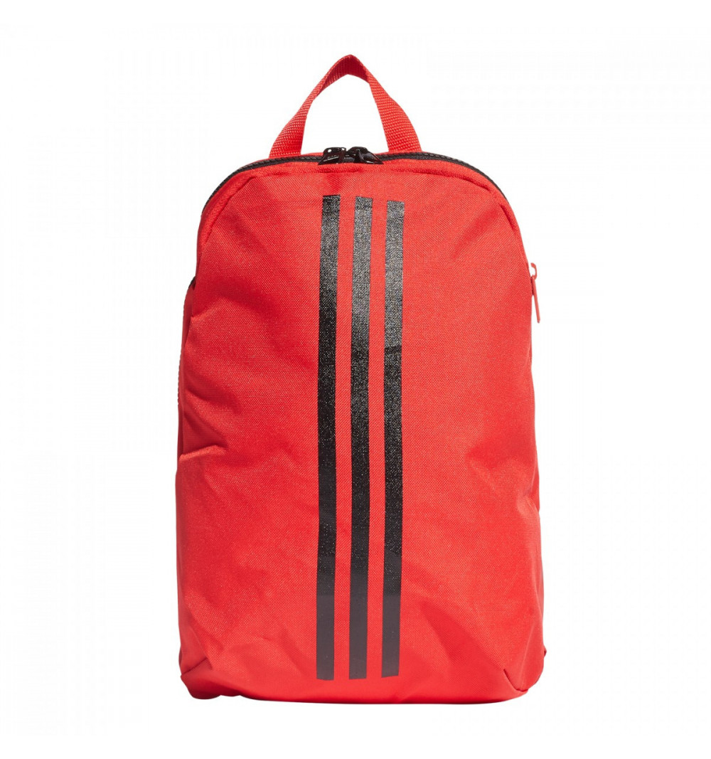 Mochila Adidas Classic 3 Bandas Roja