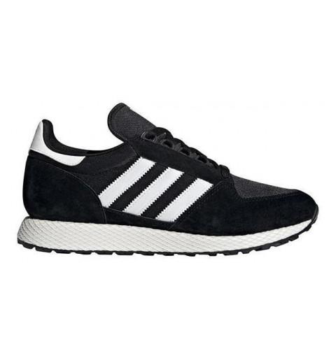 Adidas Forest Grove Negra-Blanca