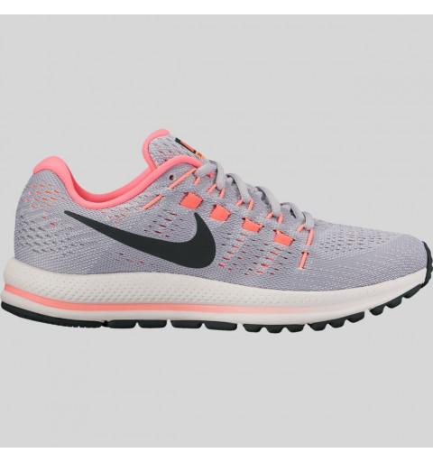 Nike W Air Zoom Vomero 12 Gris-Negro