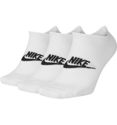 Calcetin Nike Pinki Everyday Blanco