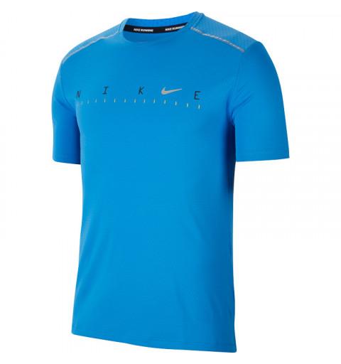 Camiseta Nike Miler Future Azul