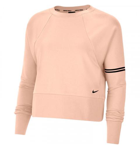 Sudadera Nike Mujer Pro Dri-Fit Rosa