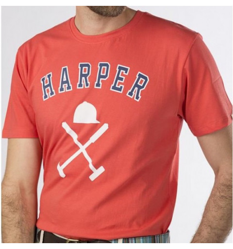 Camiseta Harper & Neyer...