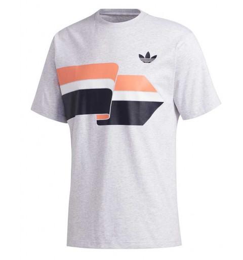 Camiseta Adidas Ripple Gris
