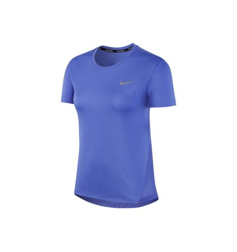 Camiseta Nike W Miller Azul