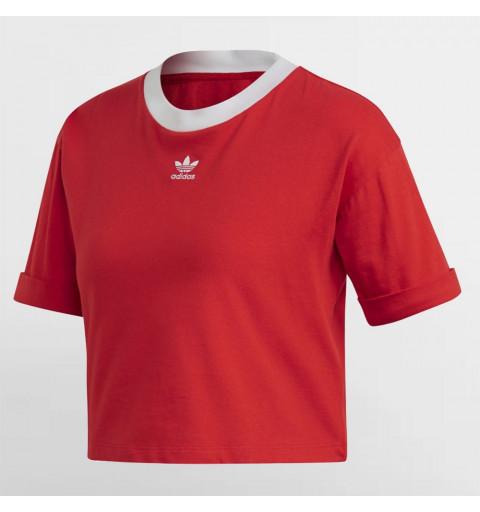 Camiseta Adidas Mujer Crop...