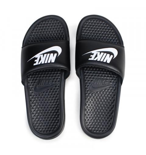 Chancla Nike Benassi JDI Negra