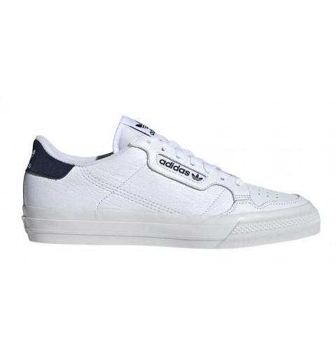Adidas Continental Vulc Blanca