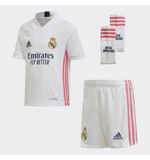 Conjunto Adidas Real Madrid...