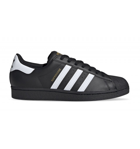 Adidas Superstar Negra-Blanca