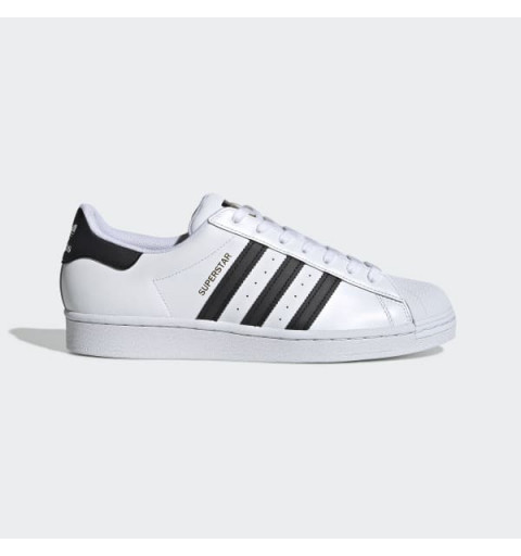 Adidas Superstar Blanca-Negra
