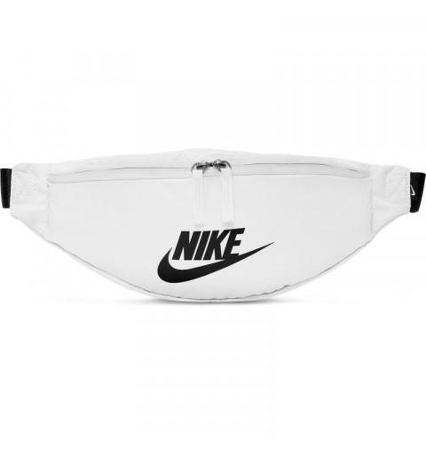 Riñonera Nike Heritage Blanca