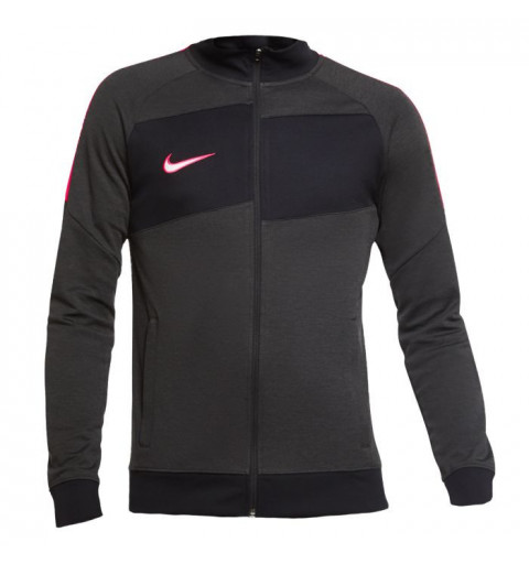 Sudadera Nike Academy Dry Negra