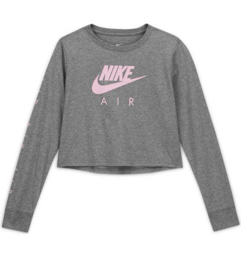 Camiseta Nike Niña Manga...