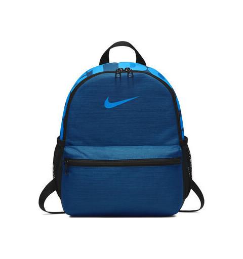 Mini Mochila Nike JDI Brasilea Azul