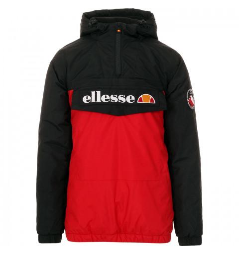 Jacket Ellesse Monterini Negro/Rojo