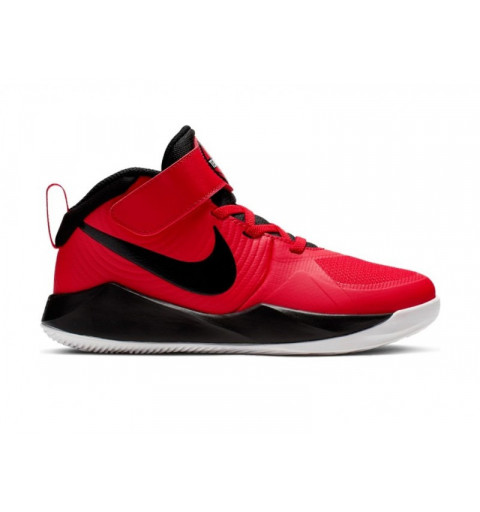 Nike Team Hustle D 9 Rojo
