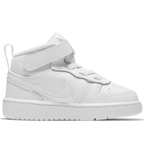 Nike Court Borough Alta Blanca