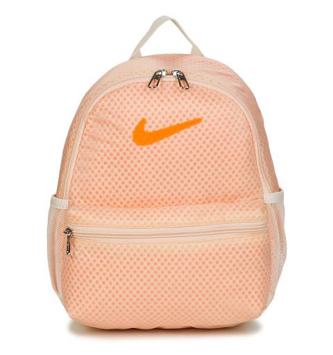 Mochila Nike Brasilia Mini JDI Naranja