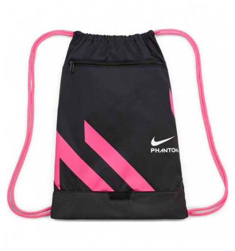 Gymsack Nike Phanton Negro-Rosa