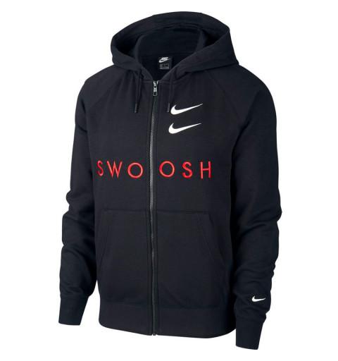 Sudadera Nike NSW Swoosh FZ...