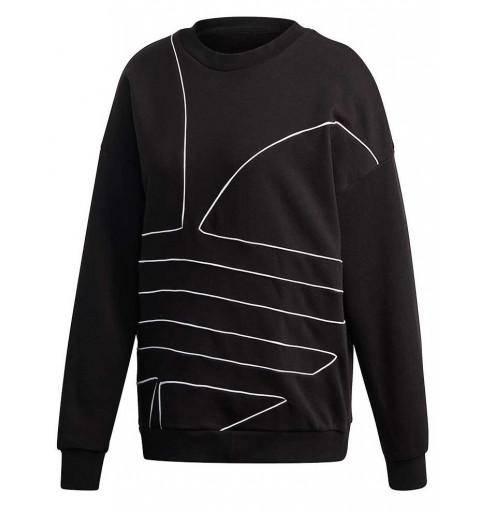 Sudadera Adidas Logo Grande...