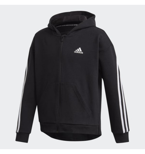 Sudadera Adidas 3S Capucha...