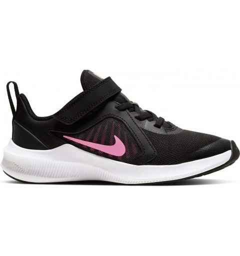 Nike Downshifter 10 Negro/Rosa