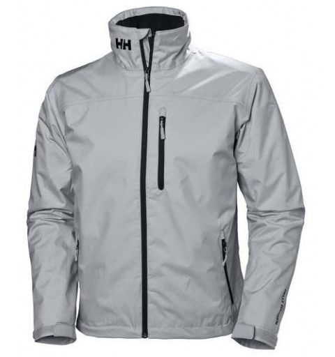 Jacket Helly Hansen Crew Midlayer Gris