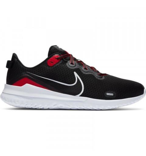 Nike Renew Arena Negro/Rojo