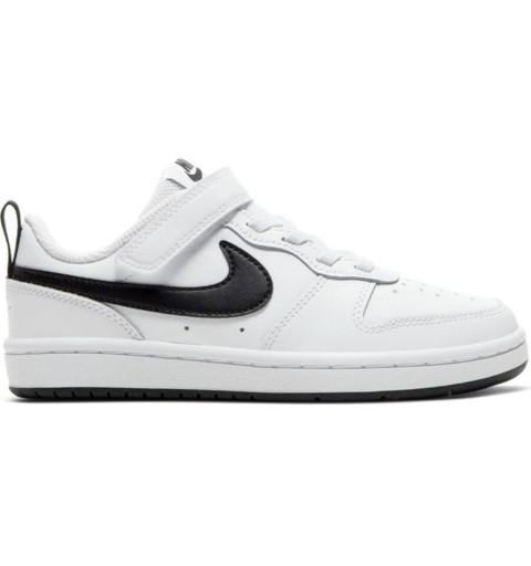 Nike Court Borough Low 2 Blanca/Negra
