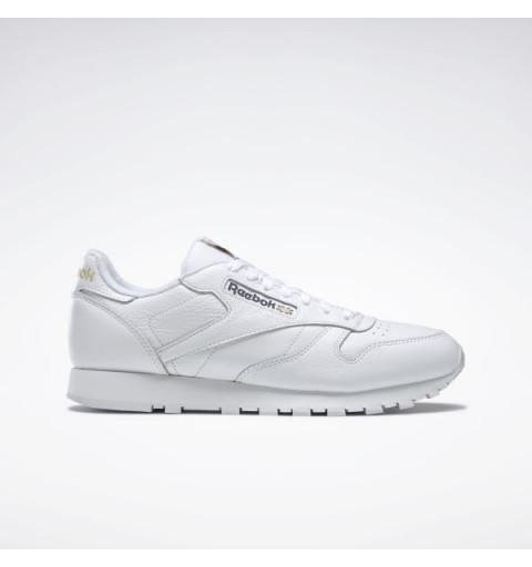 Reebok CL Leather Mu Blanca