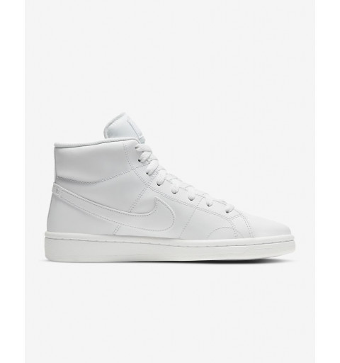 Nike Mujer Court Royale 2 Alta Blanca