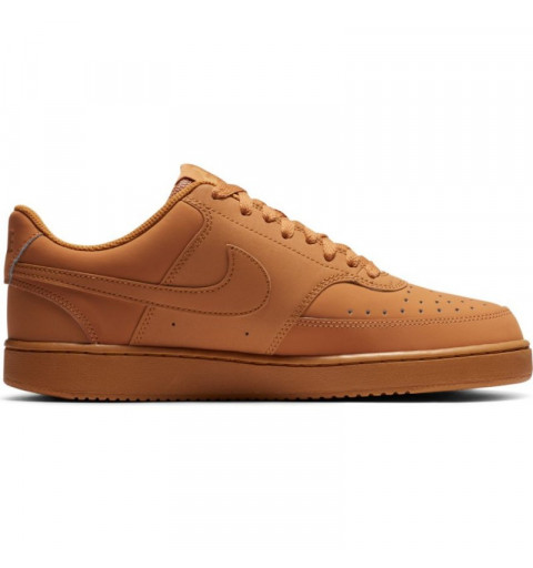 Nike Court Vision Low Marrón