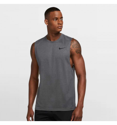 Camiseta Nike Hombre Asas Superset Gris