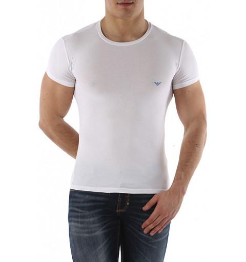Camiseta Armani Pack-2 Blanca