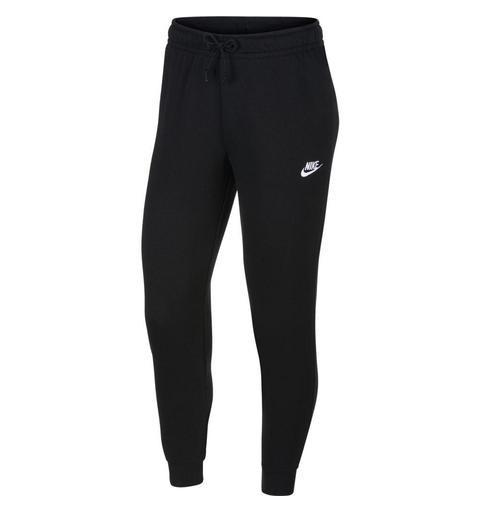 Pantalón Nike Mujer Sportswear Club Negro
