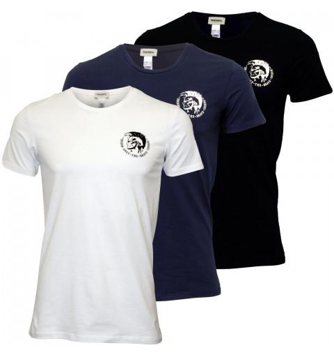 Camiseta Diesel Threepack Basic