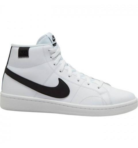 Zapatilla Nike Court Royale 2 Alta Blanca
