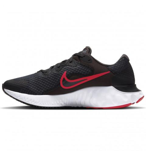 Zapatilla Nike Renew Run 2 Negro/Rojo