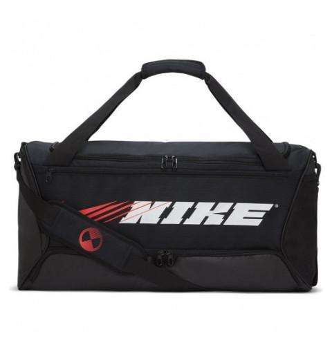 Bolsa Nike Brasilia Duff 9.0 Negra