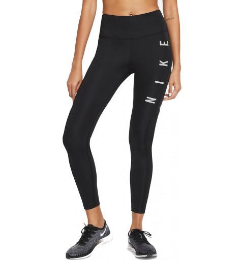 Leggin Nike Chica Epic Fast Run Negro