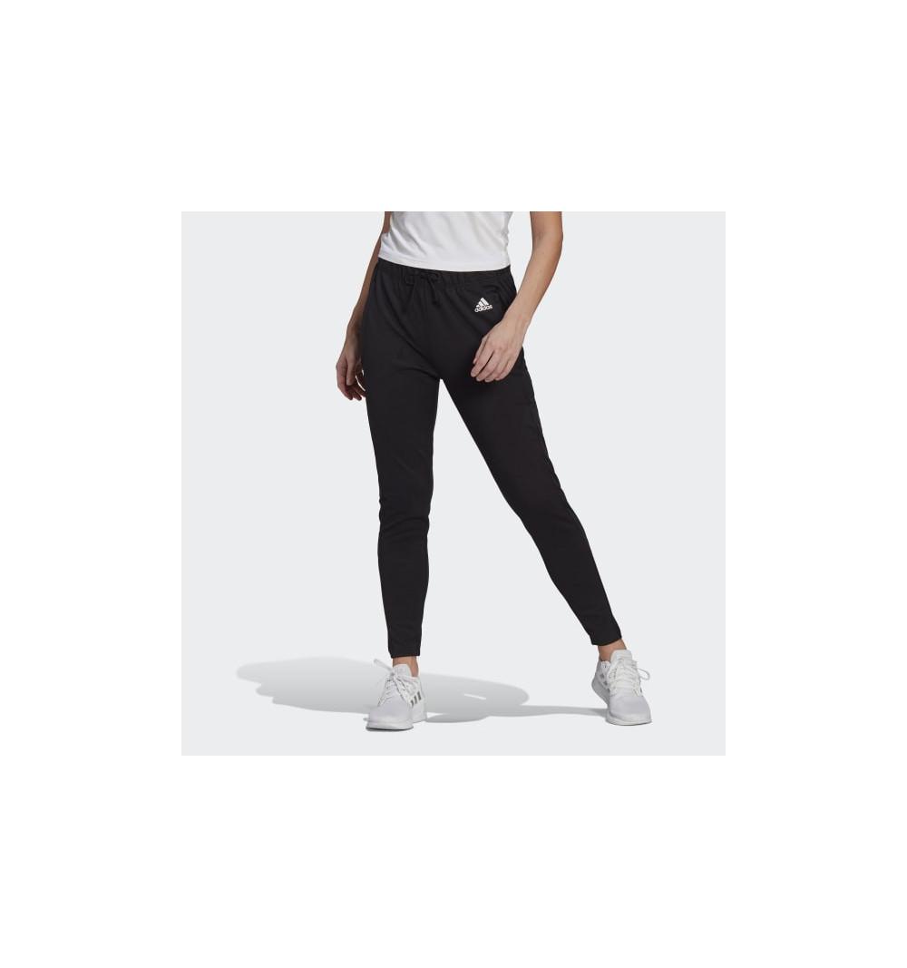 Pantalón Adidas Mujer Aeroready MT PT Negro