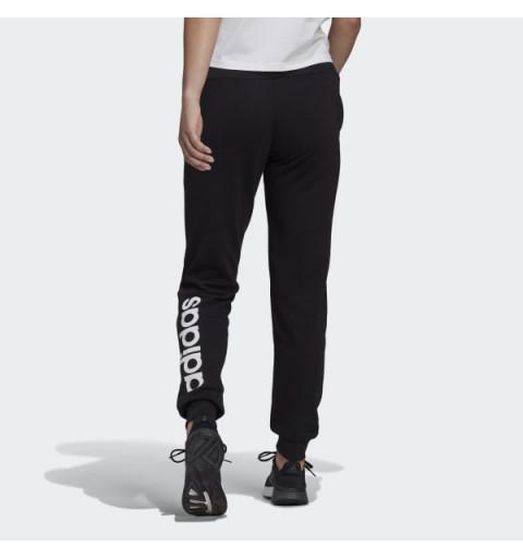 Pantalón Adidas Mujer Essentials Algodón Negro