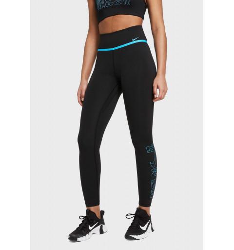 Leggins Nike Mujer One Icon Clash Negro